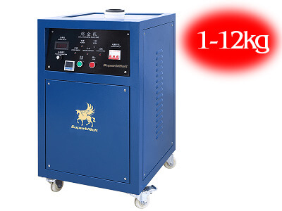 1-12kg gold melting furnace