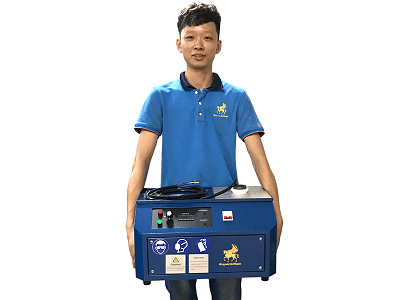 portable gold melting machine for 1-2kg gold