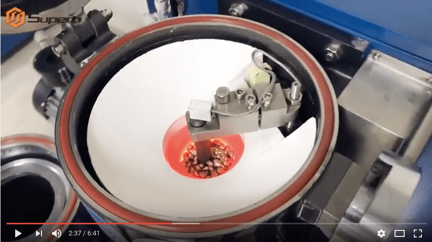 jewelry vacuum casting machine video