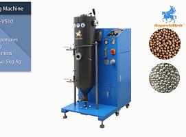 vacuum granulation machine