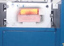 gold casting machine for gold bar, bullion and ingot