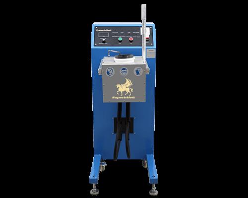 tilting gold melting equipment