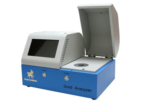 XRF Gold Analyzer