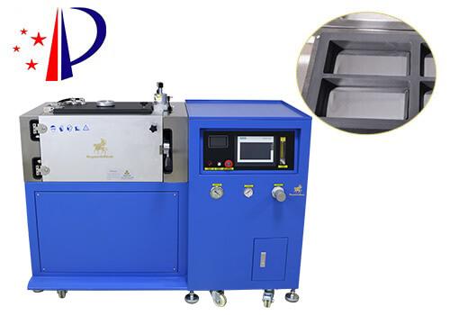 Vacuum Gold Bar Making Machine