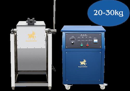 gold smelting equipment