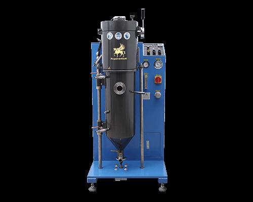 gold casting machine for gold, silver, copper grain
