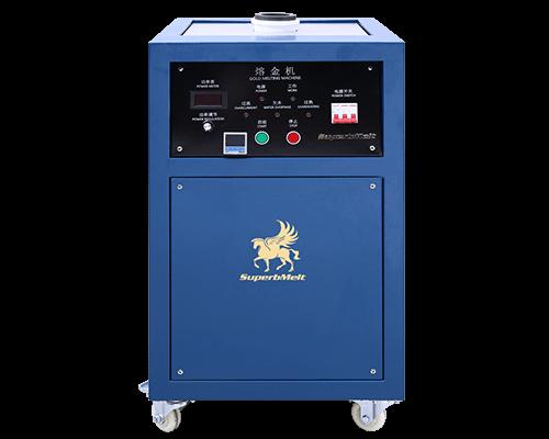 3-5kg gold melting machine