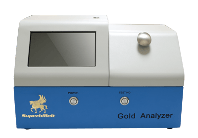 Gold analyzer