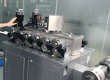 Hollow Tube Forming Machine