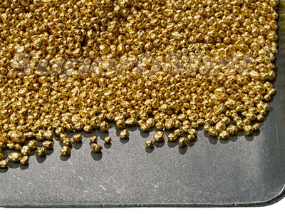 vacuum granulating machine for gold