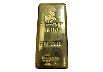 how to make gold bar