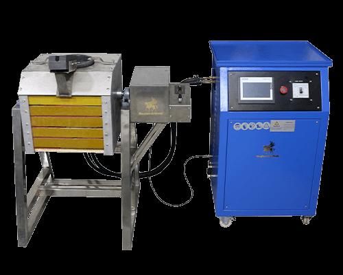 induction melting- furnace