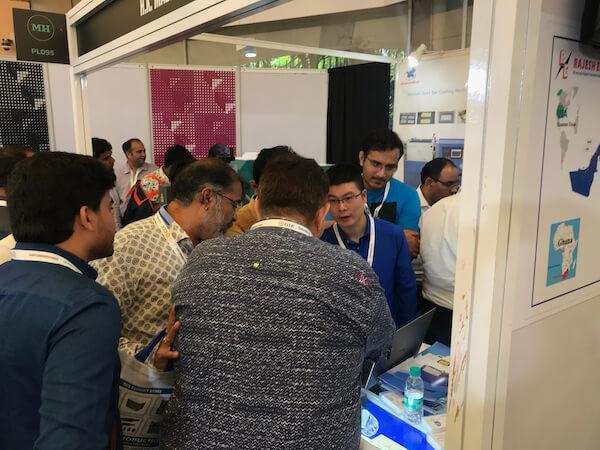 2017.8 IIJS India International Jewellery Show