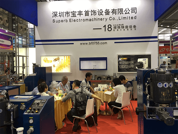 2018 Shenzhen International Jewellery Fair