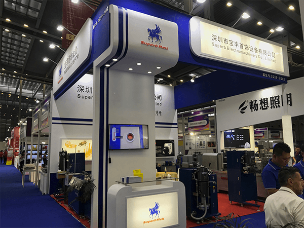 2018 Shenzhen International Jewellery Fair