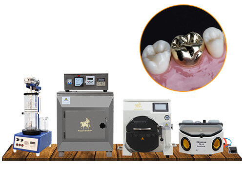 dental casting machine