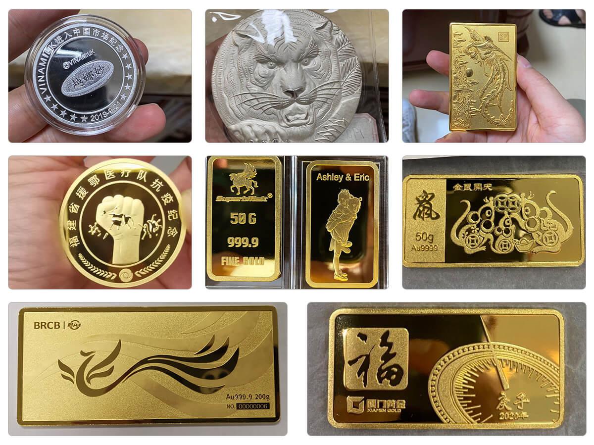coin die manufacturer