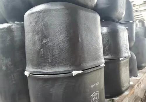 Silicon carbide crucible-2