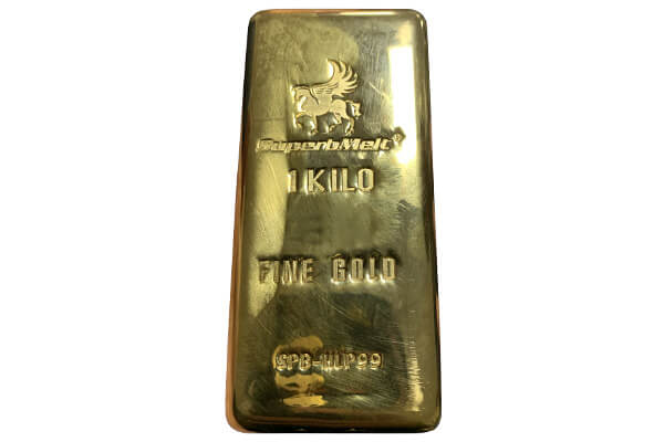 gold bar making