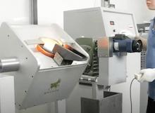 Split Manual Electric Melting Furnace