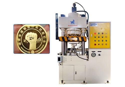 coin stamping machine