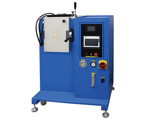 gold bar making machine