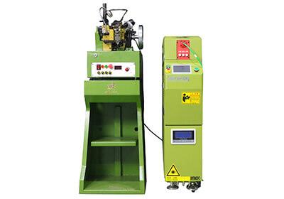 gold chain making machine