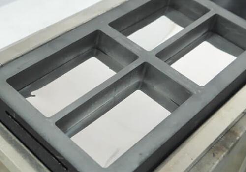 graphite crucible mold